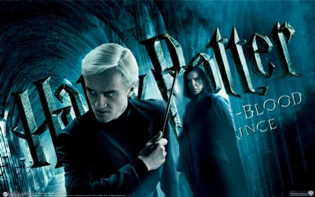 Draco Malfoy Harry Potter and the Half-Blood Prince Wallpaper