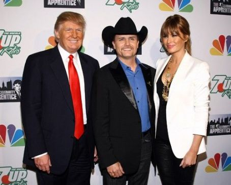 "Donald Trump - John Rich Crowned ""Celebrity Apprentice"" Champ"
