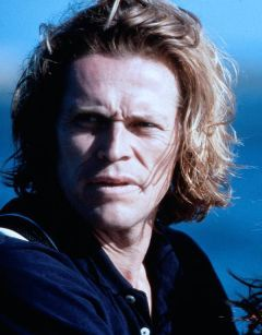 Speed 2: Cruise Control Willem Dafoe as John Geiger in  (1997)