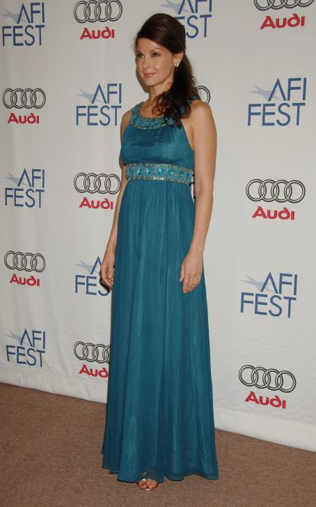 "Ashley Judd - ""Come Early Morning"" Party At AFI Fest. In Hollywood On November 9, 2006."