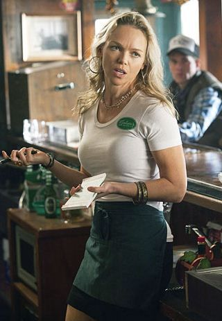 Lauren Bowles  as Holly Cleary in True Blood (Fourth Season) (2011)