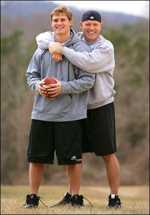 Chris & Howie Long