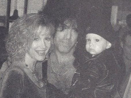 Pamela Bowen  and Paul Stanley