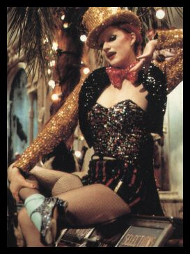 The Rocky Horror Picture Show Nell Campbell as Columbia in The Rock Horror Picture (1975)
