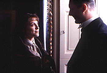 Rebecca Pidgeon  and Aden Gillett in The Winslow Boy