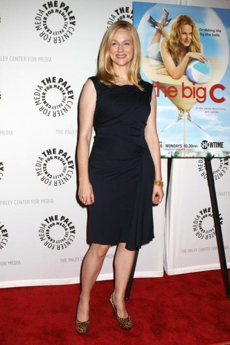 Laura Linney-The Big C Screening In New York-01.11.2010