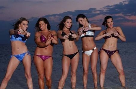 Jessica Kresa Velvet Sky, ODB, Lacey, Payton Banks and Daffney