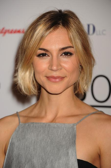 Samaire Armstrong - Skintervention book launch party at the Covenant House in LA - 14.01.2011