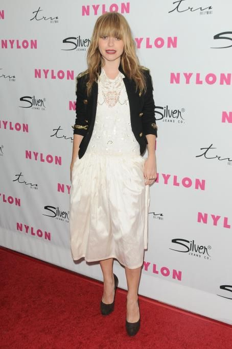 Taryn Manning - Nylon Magazine 12 Anniversary Issue Party with the 'Sucker Punch' cast at Tru Hollywood on March 24, 2011 in Hollywood, California