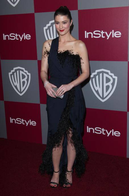 Mary Elizabeth Winstead - InStyle/Warner Brothers Golden Globes Party at The Beverly Hilton hotel on January 16, 2011 in Beverly Hills, California