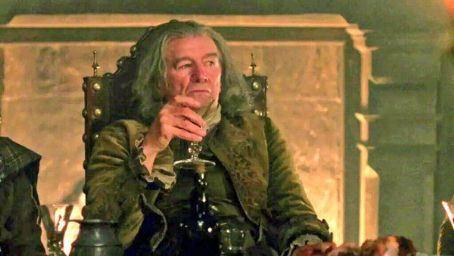 Clive Russell in outlander