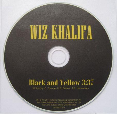 Black And Yellow - Wiz Khalifa