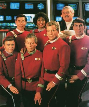 Nichelle Nichols Star Trek VI: The Undiscovered Country (1991)