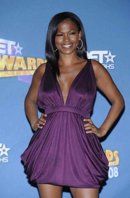 Nia Long - BET Awards 2008 Arrivals