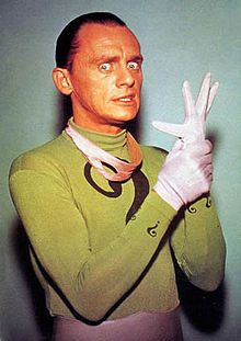 Frank Gorshin  as The Riddler In