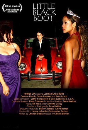 Little Black Boot (2004) Poster