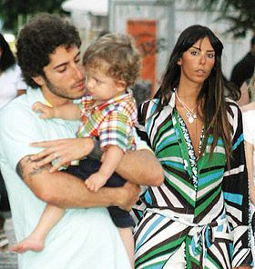Suzana Gullo With son Romeu