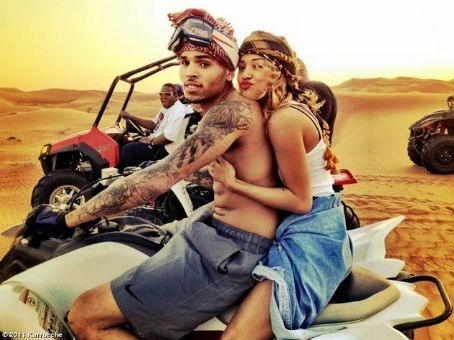 Chris Brown - jasmine and chris