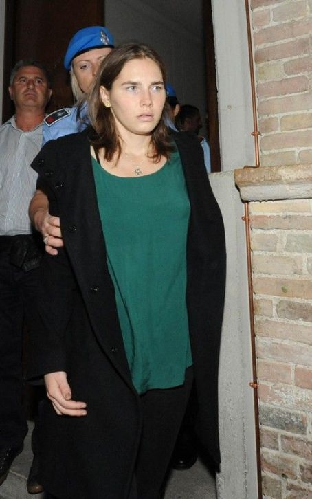 Amanda Knox : Homeward Bound