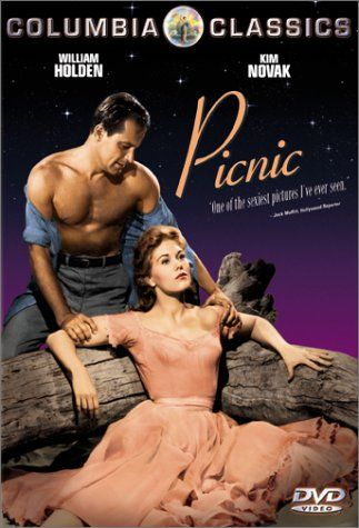 William Holden - PICNIC  DVD VERSION  STARRING WILLIAM HOLDEN