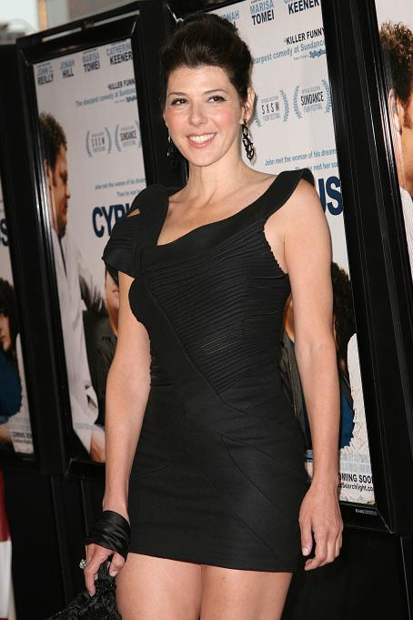 "Marisa Tomei - Attending The LA Film Festival Premiere Of ""CYRUS"" - June 18, 2010"