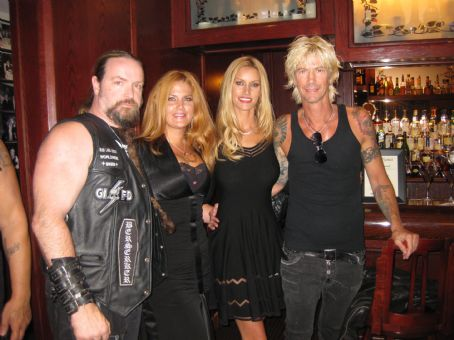 Zakk Wylde - Duff and Susan McKagan