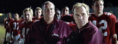 Will Patton Brett Rice and  in Walt Disney Pictures' Remember The Titans - 2000