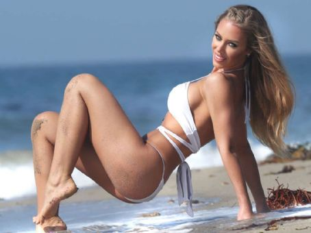 Nicole Aniston  138 Water Bikini Photoshoot In Malibu
