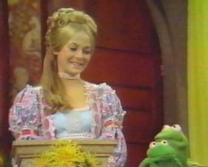 Trudy Young Trudy as Princess Melora in Tales from Muppetland: The Frog Prince (1971)