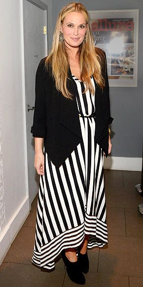 Molly Sims: Rembrandt and Neutrogena event in N.Y.C