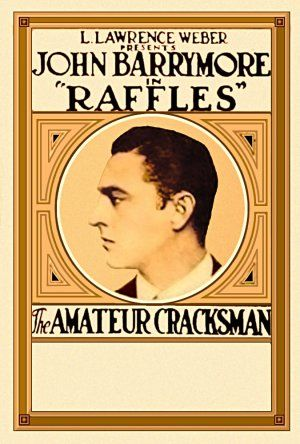 Raffles, the Amateur Cracksman (1917) Poster