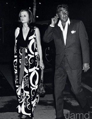 Dean Martin and Catherine Hawn