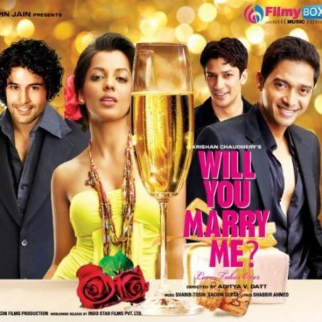Rajeev Khandelwal Will You Marry Me? 2012  Latest Posters