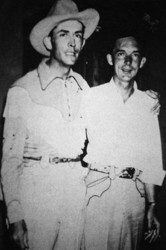 Ray Price Hank Williams &