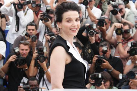 Juliette Binoche - Certified Copy Photocall, 18 May 2010
