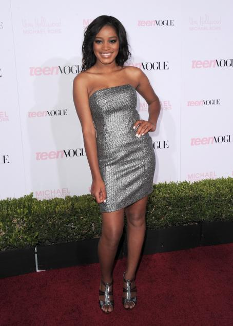Keke Palmer-8 Annual Teen Vogue Young Hollywood Party At Paramount Studios On October 1, 2010 In Hollywood, California