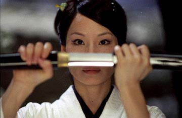 Kill Bill: Vol. 1 Lucy Liu in Kill Bill: Volume 1 - 2003