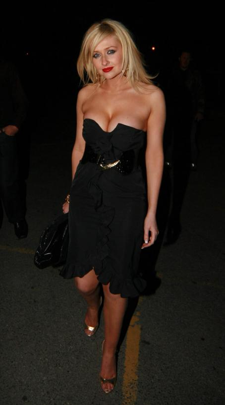 Hollyoaks Gemma Merna - May 24 2008 -  Charity Ball In Aid Of Alder Heys Imagine Appeal And Claire House Childrens Hospice, Chester UK