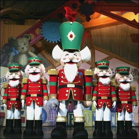 Christmas THE NUTCRACKER BALLET