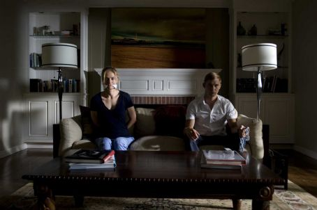 Brian Geraghty Rachel Blanchard ('Alice,' left) and  ('David,' right) star in Lionsgate Home Entertainment's Open House.