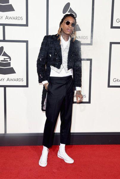 Brilliant Wiz Khalifa Fashion And Style Wiz Khalifa Dress Clothes Short Hairstyles For Black Women Fulllsitofus