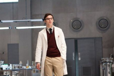 Dr. Henry 'Hank' McCoy Nicholas Hoult as Dr. Henry 'Hank' McCoy in X-Men: First Class (2011)