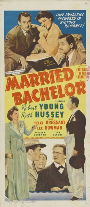 Married Bachelor (1941) Poster