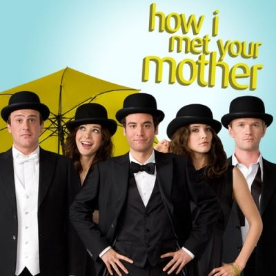 Josh Radnor and Jacoba Smulders - How I Met Your Mother