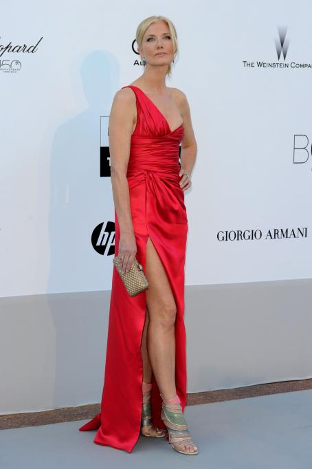 Joely Richardson - AmfAR's Cinema Against AIDS 2010 Benefit Gala At The Hotel Du Cap On May 20, 2010 In Antibes, France
