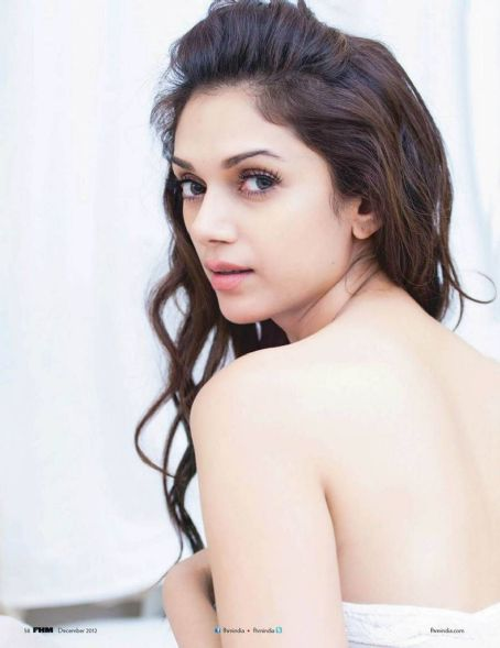 Aditi Rao Hydari  FHM India December 2012