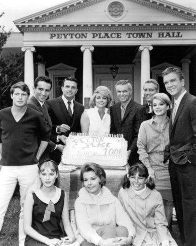 Ed Nelson Peyton Place