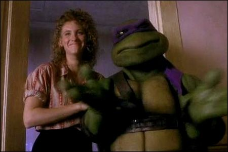 Judith Hoag Teenage Mutant Ninja Turtles (1990)