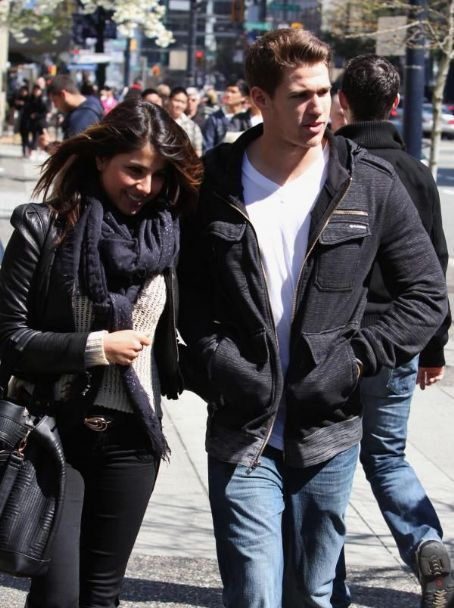 Daniella Monet and andrew gardner
