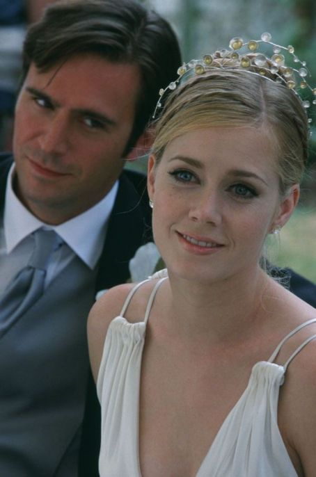 The Wedding Date - Amy (Amy Adams) and Edward Fletcher-Wooten (Jack Davenport)